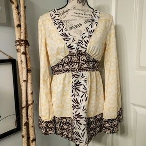 Michael Kors boho top